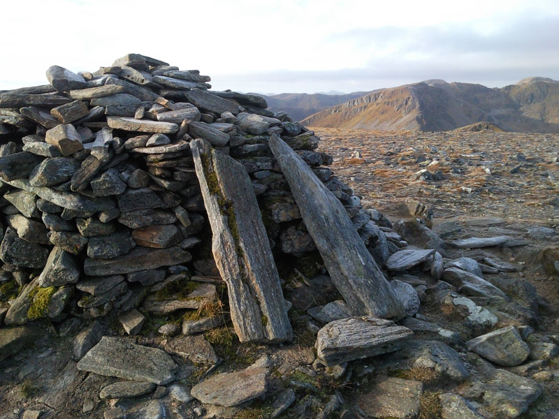 Tom a'Choinich summit