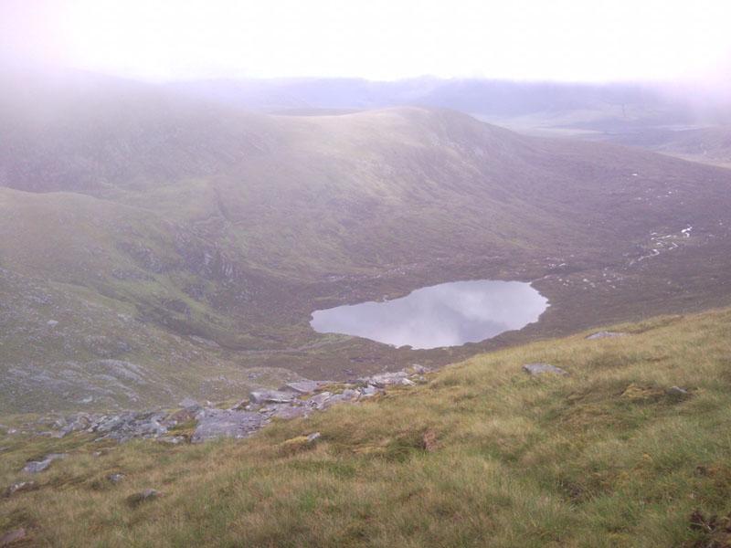 Nice view down to Loch Li